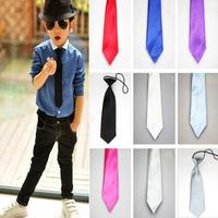 1PCS Free Shipping Fashion Cute Children Child Chorus Perform Student Plastic Tie Necktie Collar Clothes Accessories