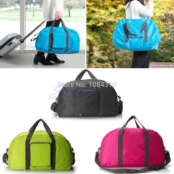 Многоразовые складные сумки хранения путешествия багаж сумки на ремне , сумка сумка