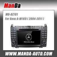 Manda OEM car stereo for Benz A-W169/ Viano radio GPS navigation DVD player TV