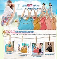 The new brand bag ladies fashion handbag South Korea single shoulder bag W024
