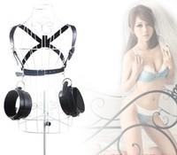 2015 Bondage restraints erotic adult game restrain ropes women Sexy product lovely sex toy for sex bondage set QQ20012
