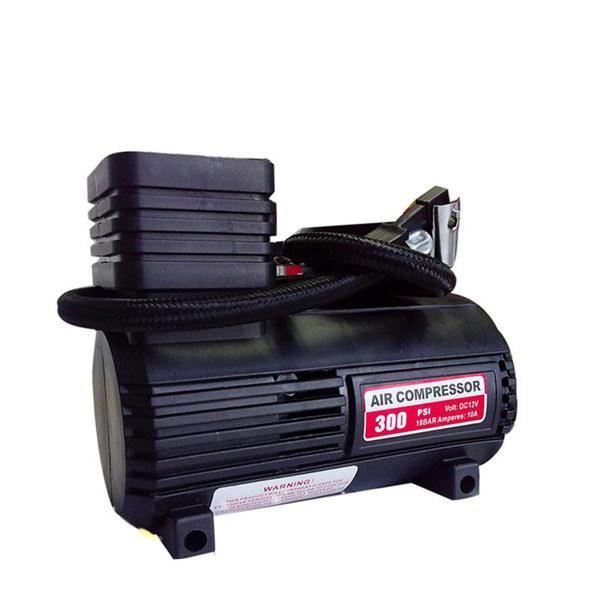 New Mini Air Compressor 12V Auto Car Portable Electric Tyre Pump Inflator 300PSI(China (Mainland))
