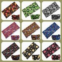 2014 new custom printed multifunctional outdoor face bandana