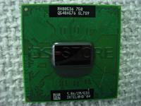 OEM Pentium PM M 750 1.86Ghz 2M 533 SL7S9 478 CPU Processor