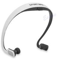 Portable Sport Wireless Headphone Music MP3 Player Earphone Micro TF FM Radio Headset Free Shipping