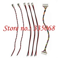 HENGLONG 3818-1 RC smoking tank German tiger I 1/16 spare parts No.6pcs Multifunction connector line for 2.4G receiver
