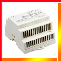 DR-60 fonte 60w 220vAC to DC 5v 6.5a 12v 15v 4a 24v DIN Rail power source supply LED driver transformador free shipping
