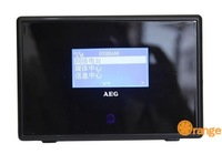 AEG IR4436 WIFI internet radio alarm clock music news radio player can record programs