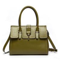 NEW DESIGNER Fashion Genuine Leather Women Business Handbags Casual Real Leather Real Leather Cheap Shoulder Bag Free Shipping