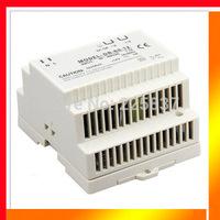 DR-60 fonte 60w 220vAC to DC 5v 6.5a 12v 15v 4a 24v DIN Rail power source supply LED driver transformador