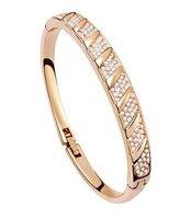 Women Wedding Bridal Bracelet Bangle Unique Gift For You Fashion Jewelry (5- colors)