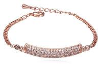 Brand AAA grade zircon Bracelets for women 2014 # 15949