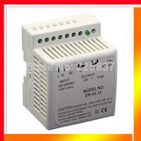 DR-45 fonte 45w 220vAC to DC 5v 5a 12v 15v 24v 2a DIN Rail power supply source LED driver transformador