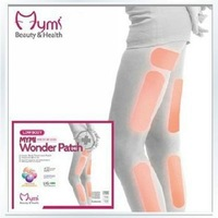 36 pcs Model Favorite MYMI Wonder slim Patch For leg body Slimming patch weight loss products free shipping