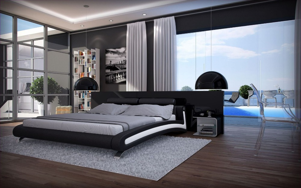 Modern Furniture Bedrooms  Bed Designs Bedroom Design