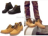 2014 New Casual Fashion Men's Winter Super Warm Boots Plus Velvet Faux Fur Lined Snows Boots Waterproof Slip Resistant    4142