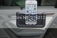 Fashion Hot Universal Car Seat Side Back Net Storage Bag Phone Holder Pocket Organizer GPS