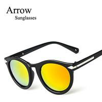 Wholesale Fashion 2015 Multi Colors Cheap Sunglasses New Style Women Ladys Leisure Sunglasses Free shipping