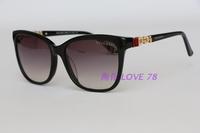 diamond sunglasses women bv8145 oculos de sol fashion square brand designer sunglasses with box