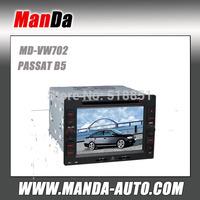 Manda 2 din touch screen car video  for VW PASSAT B5/ T4/ T5 in-dash dvd  player satellite radio