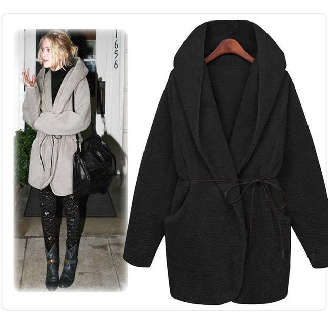 Женская одежда из шерсти Blends , 3