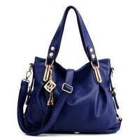 Bolsas Femininas Real Time-limited Zipper Bolsas 2015 Women's Genuine Leather Handbag All-match Shoulder Bag Messenger Big Bags