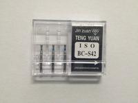 60 Pcs/set Diamond Dental Burs Lab Burrs Tooth Drill BC-S42