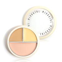Miva Girl Natural Multi-Effect Brightening Concealer Palette Whitening Moisturizing Wet Powder Maquiagem Makeup primer