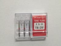 60 Pcs/set Diamond Dental Burs Lab Burrs Tooth Drill TR-25F