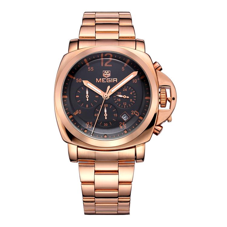 Rose Gold Watch Cheap The Man Rose Gold Watch