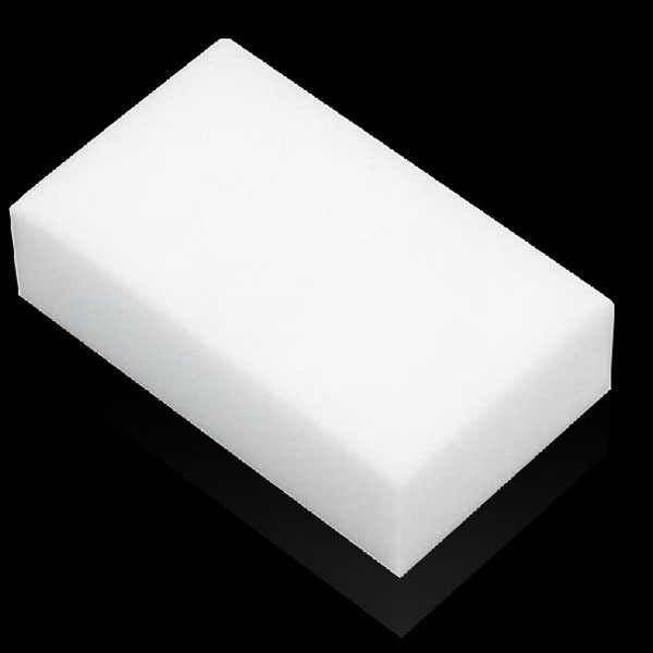 50pcs White Magic Melamine Cleaner Eraser Sponge Size 10x6x2cm Kitchen Desk Table Car Helper(China (Mainland))