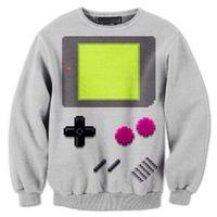 2014 Speed sell through selling The new woman digital printing fleece Fashionable collar fleece sweatshirt  hoodies