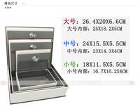 Dictionary Secret Book Safe Money Hidden Box Security Lock Reative Safe Book Coin Bank Strongbox 1set=L+M+S size