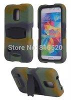 Shockwave series Case For Samsung S5 i9600 500pcs/lot