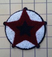 The stars cartoon patch