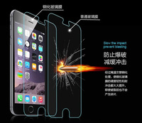 10pcs/lot 0.2mm 9H+ For iPhone 6 6G 4.7 inch Screen Protector GLAS.t NANO SLIM Tempered glass Protective film/Screen Protectors