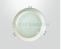 """18W 6"""" 1800lm led downlight cool white/warm white AC85-265V led lamp  2years  warranty"""