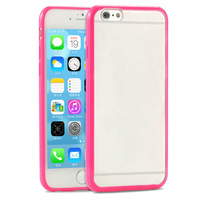10pcs/lot Mat Hard PC + TPU Crystal Cover For Iphone 6 Case for 4.7'' Clear Back Protective Case