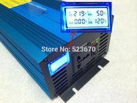 3000W 6000W peak DC 24V to AC 220/230/240V Off Grid Pure Sine wave Solar inverter 3000 watt power inverter LCD Display