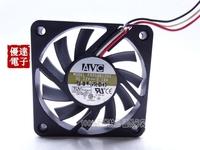 AVC 6CM ultra thin quiet double ball fan CPU 6010 12V0.15A C6010B12hS