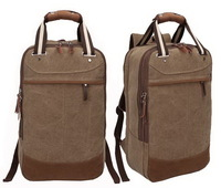 New arrival fashion European and American Style Casual sports bag canvas backpack/travel bag/Camping bag WLHB903
