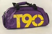 New Fashion Mulitifunctional Men's Travel Bags Brand Waterproof Outdoor T90 Sport Bags Men's Duffle Gym Bag Casual Backpacks