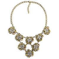 2015 new necklaces & pendants fashion choker pendant necklace luxury statement jewelry for women