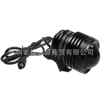 Telescopic bicycle light CREE XM-L U2 stalls 2000 lumens T6 LED bicycle lights single lamp