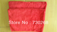 Wholesale  Microfibre Cleaning Towel Microfibre Cloth 33x66cm 300-330gsm Microfiber bath towel / Hair Towel / Dry Towel