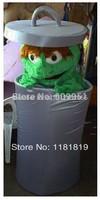 High quality Sesame Street OSCAR mascot costume custom fancy costume anime cosplay kits mascotte fancy dress carnival costume