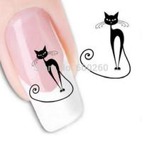 Hot sales 3D Design Tip Nail Art Nail Sticker Nail Decal carving white snow flower nail tools free shipping