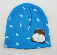 Special Offer 2015 Children Hat Fashion Cartoon Dog Labeling Unisex Cap 6 Colors HT007