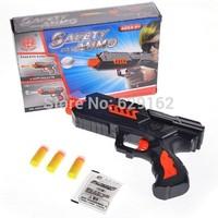 Latest Crystal Bullet Gun! 400 Pcs Crystal bomb Soft Bullet Gun Paintball Gun CS Gun Shooting Game Outdoor Toys For Boys
