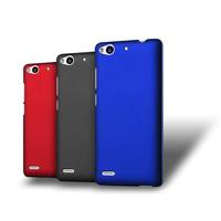 Candy color protective PC cases for zte nubia z7 mini case black blue yellow red purple matte finish back cover for zte z7 mini